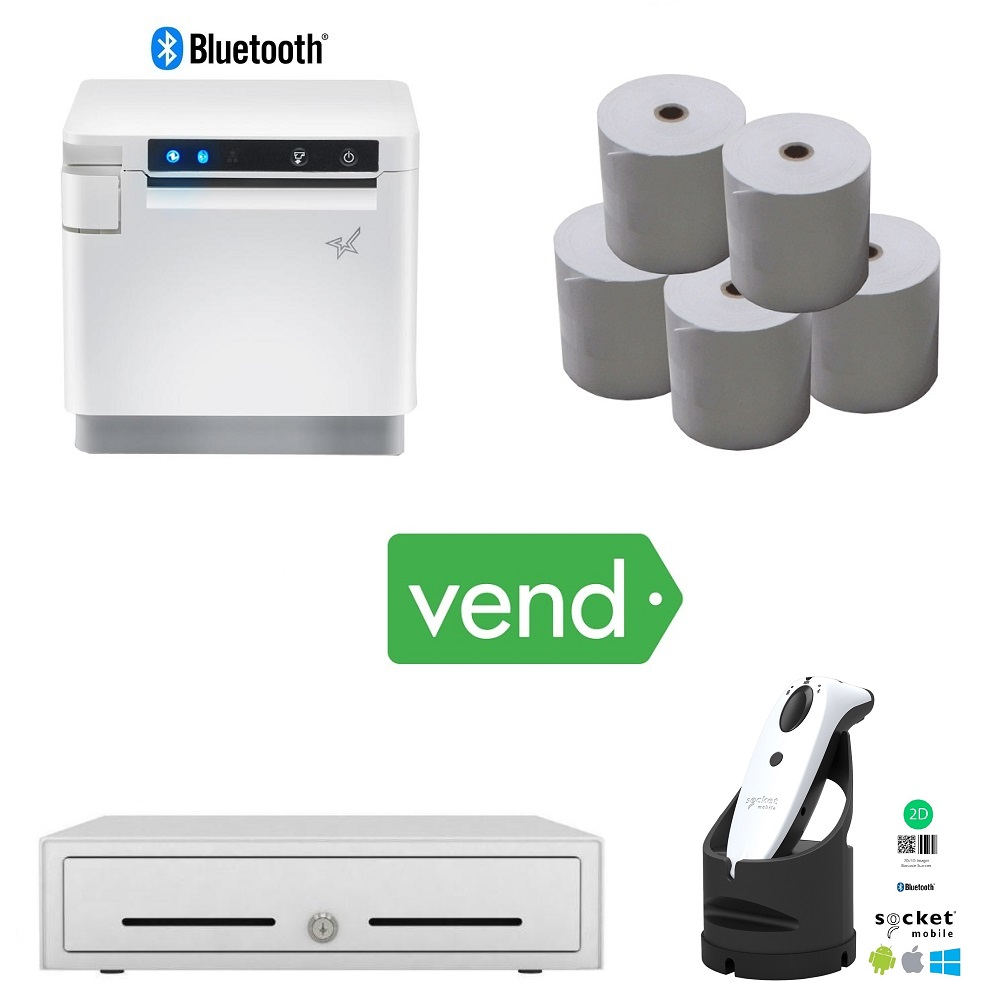 View Vend POS Hardware Bundle #17