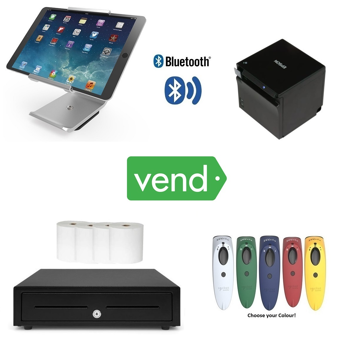 View Vend POS Hardware Bundle #18