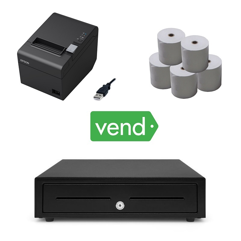View Vend Pos Hardware Bundle #1