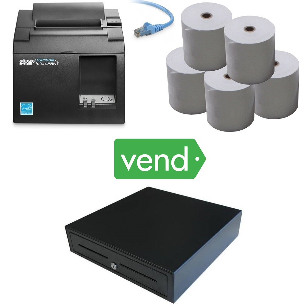 View Vend Pos Hardware Bundle #3