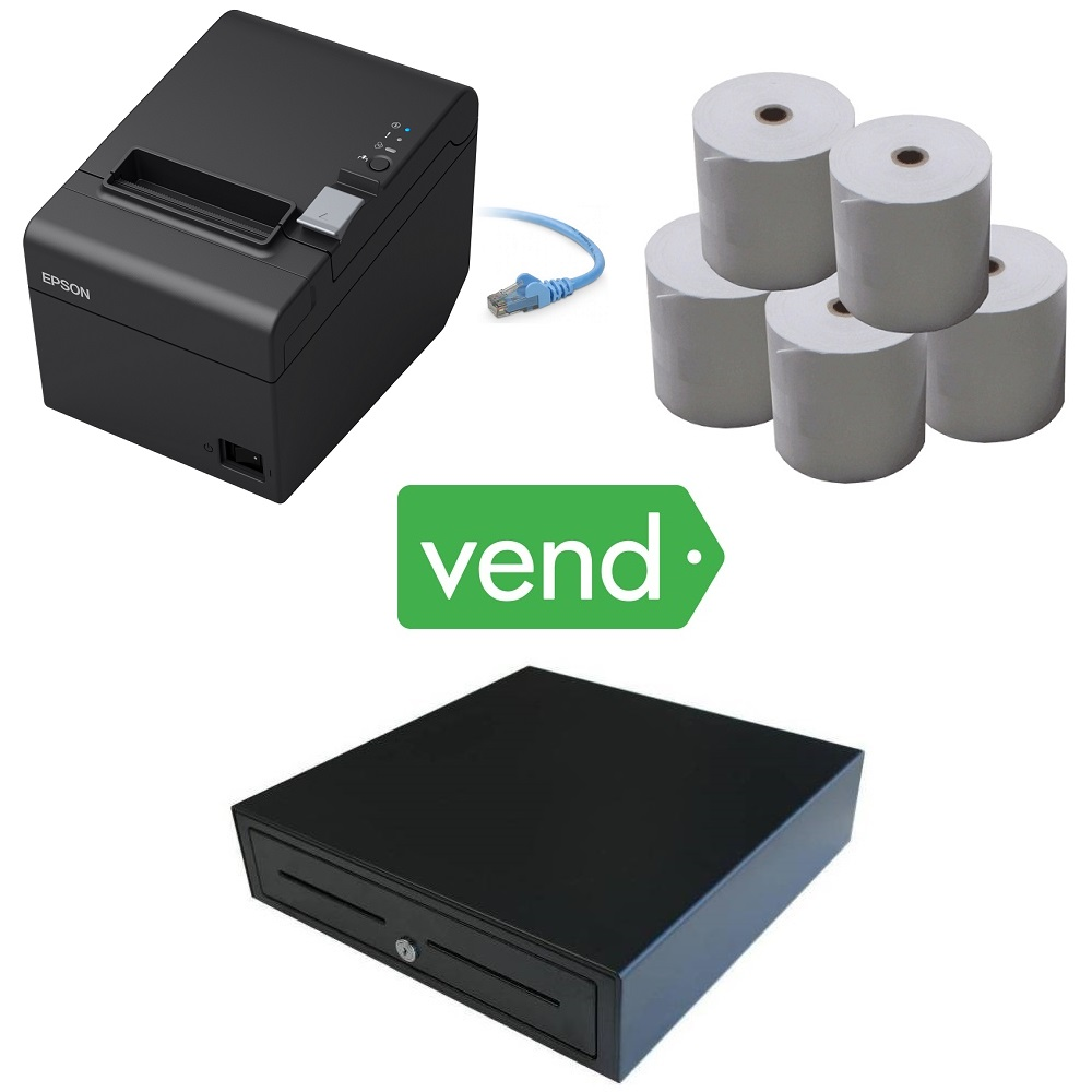 View Vend POS Hardware Bundle #4
