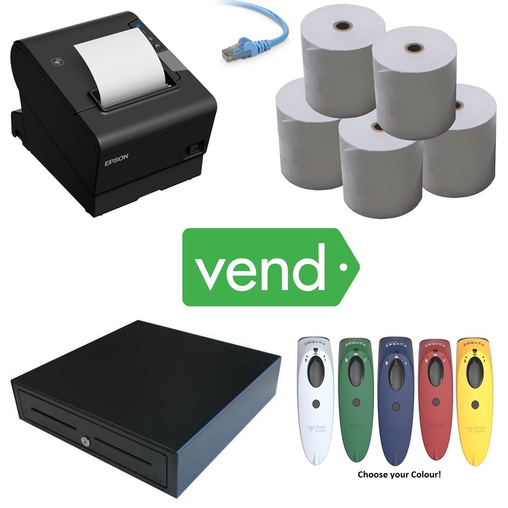 View Vend POS Hardware Bundle #5