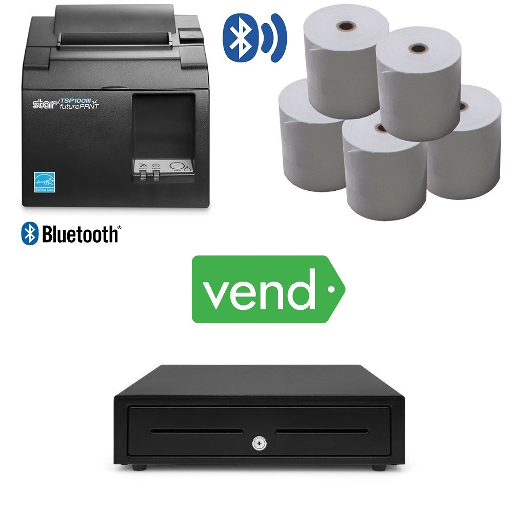 View Vend Pos Hardware Bundle #6