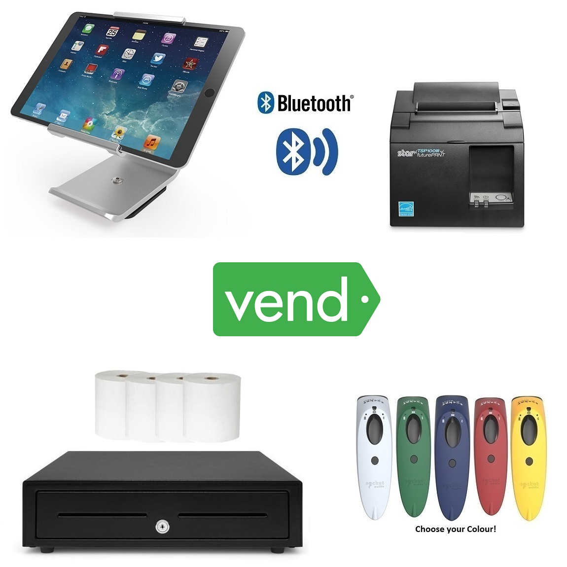 View Vend POS Hardware Bundle #9