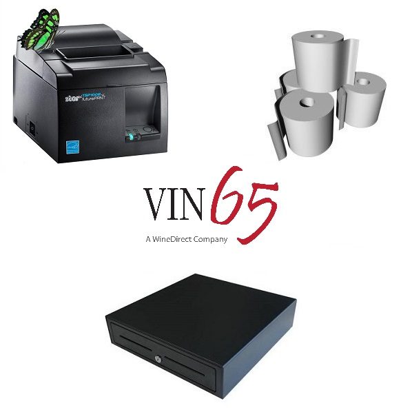 View Vin65 Pos Hardware Bundle #1