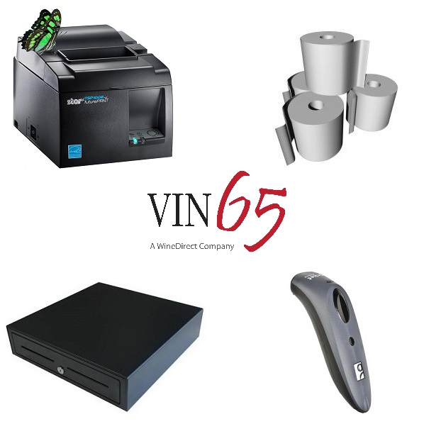 View Vin65 Pos Hardware Bundle #2