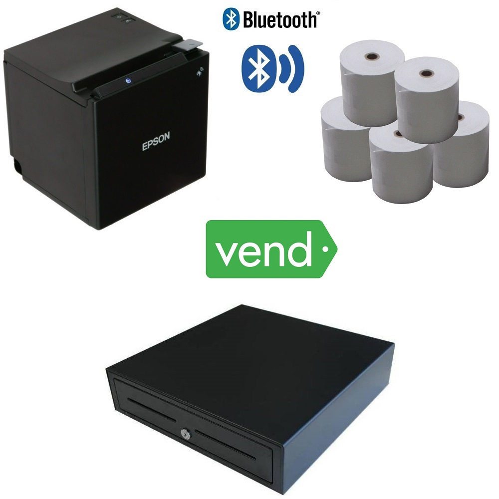 View Vend POS Hardware Bundle #20