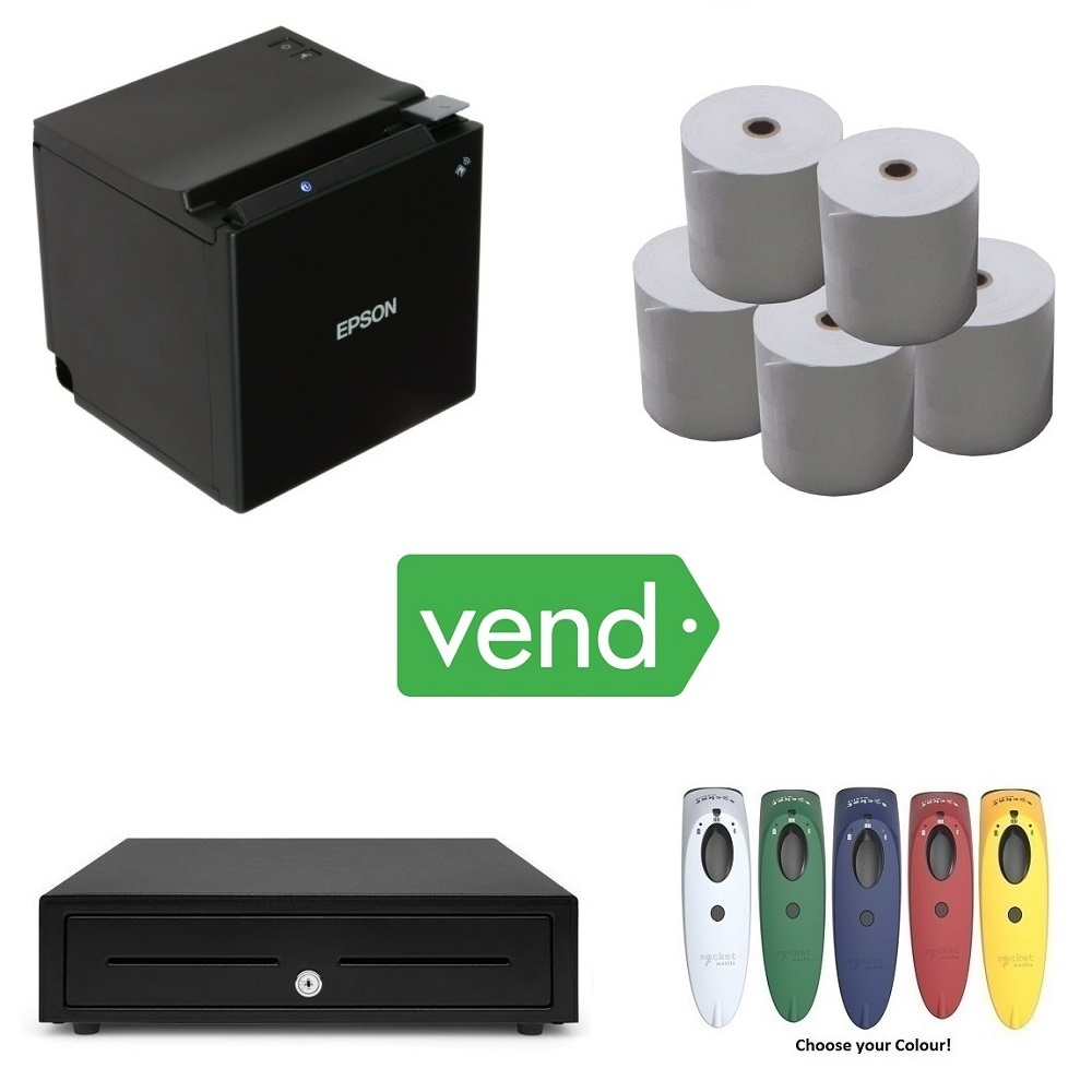 View Vend POS Hardware Bundle #21