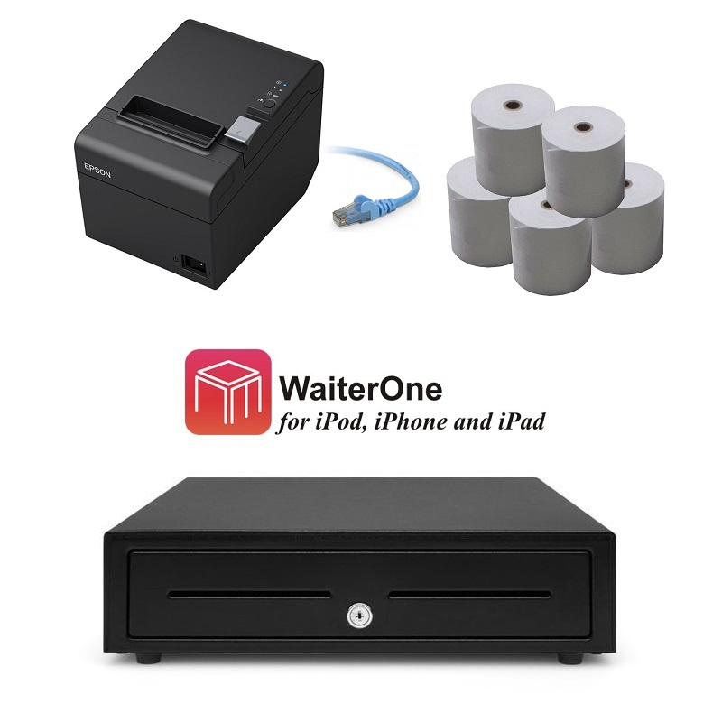 View WaiterOne POS Hardware Bundle #1