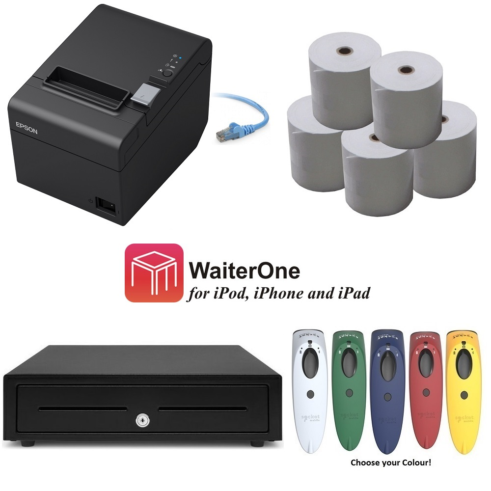 View WaiterOne POS Hardware Bundle #2