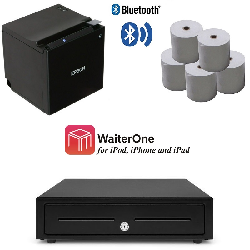 View WaiterOne POS Hardware Bundle #3