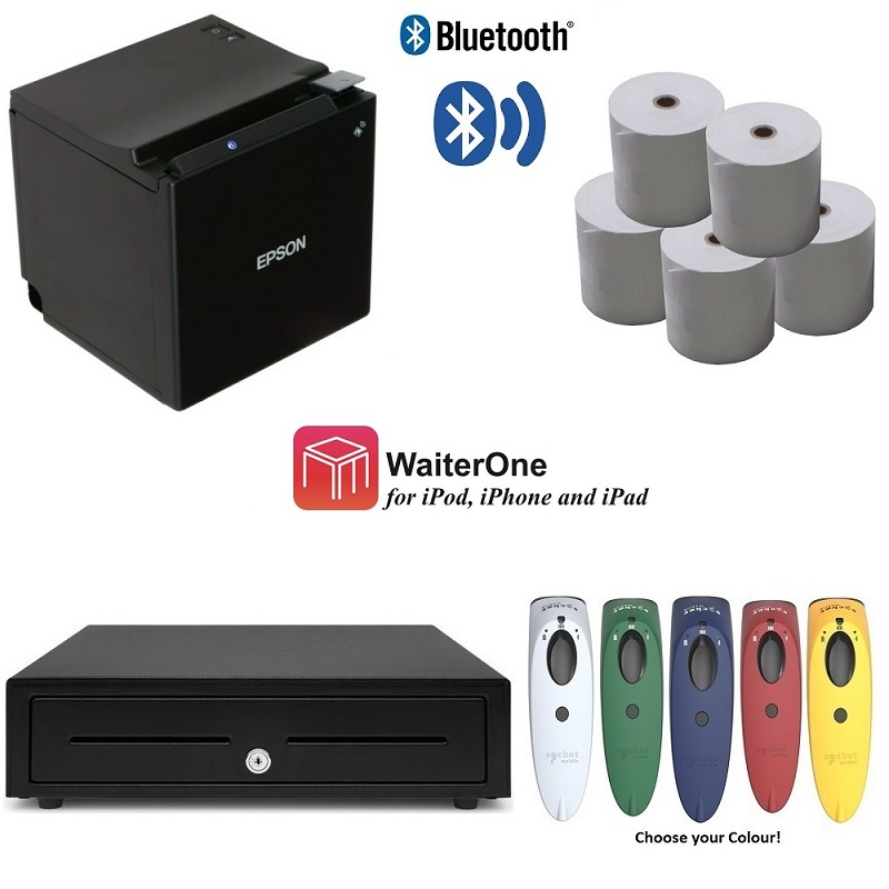 View WaiterOne POS Hardware Bundle #4