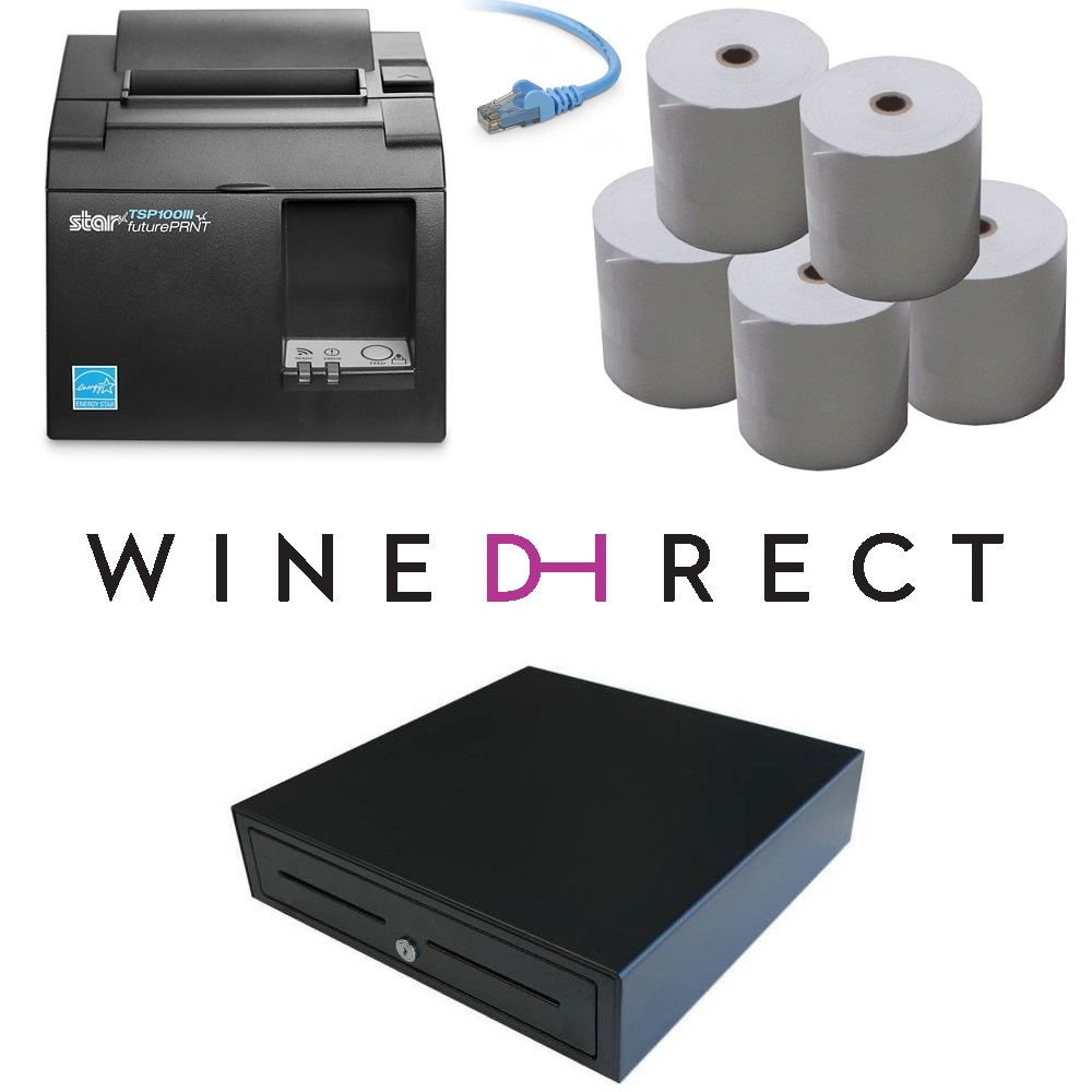 View WineDirect POS Hardware Bundle #1