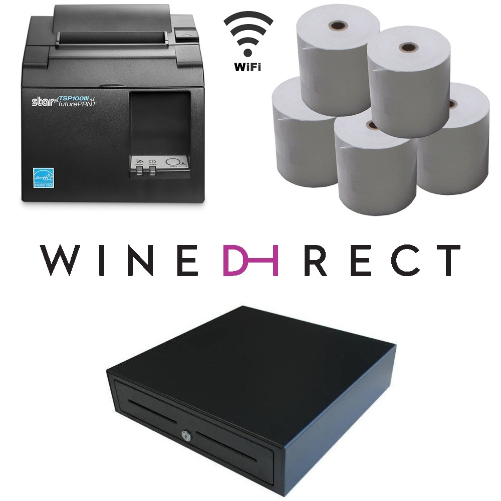 View WineDirect POS Hardware Bundle #2