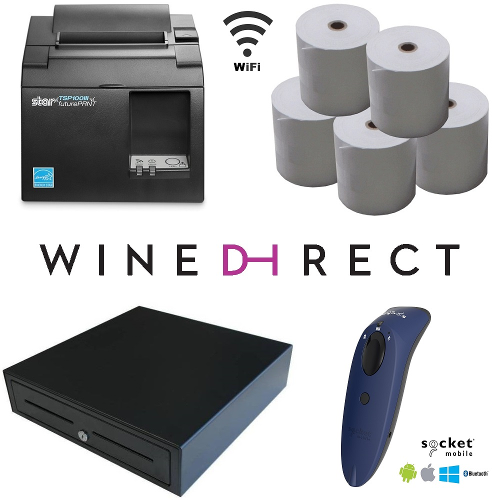 View WineDirect POS Hardware Bundle #3
