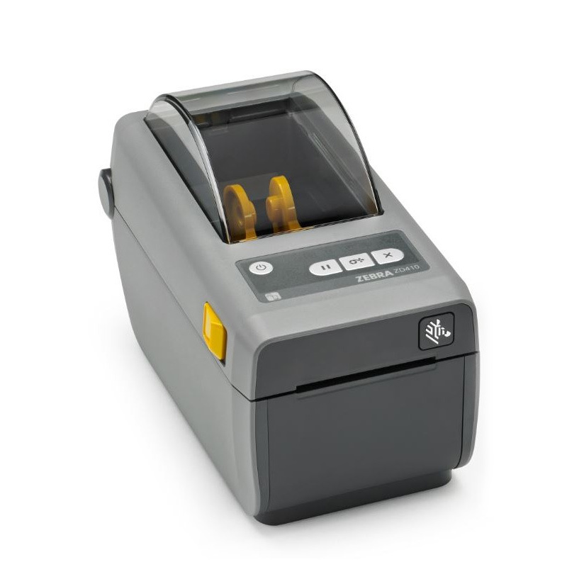 View Zebra Zd410 Desktop Label Printer Bt/usb