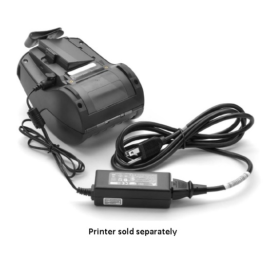 View Zebra Charger for QLN/ZQ5/ZQ6 Series Label Printers