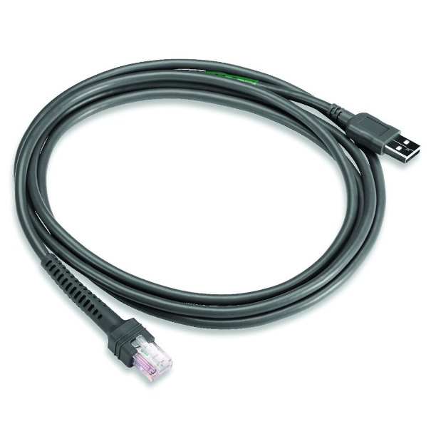 Zebra Scanner Cable USB-Shielded 2.1m Straight