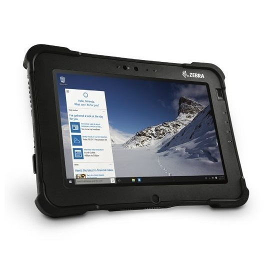 View Zebra XSLATE L10 Rugged Tablet A-VAD i5 8Gb Ram 128Gb SSD 4G W10