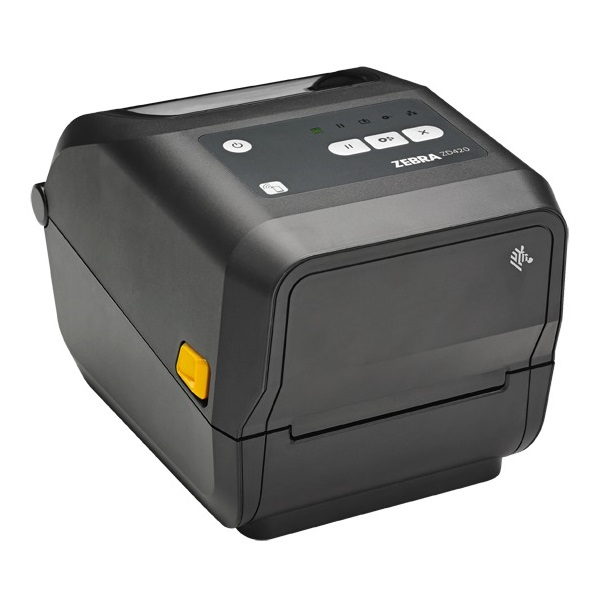 View Zebra ZD220T Thermal Transfer Label Printer USB