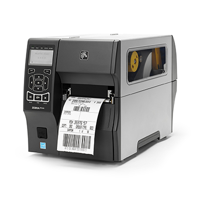 View Zebra ZT410 Midrange Label Printer USB, Serial, Ethernet and Bluetooth