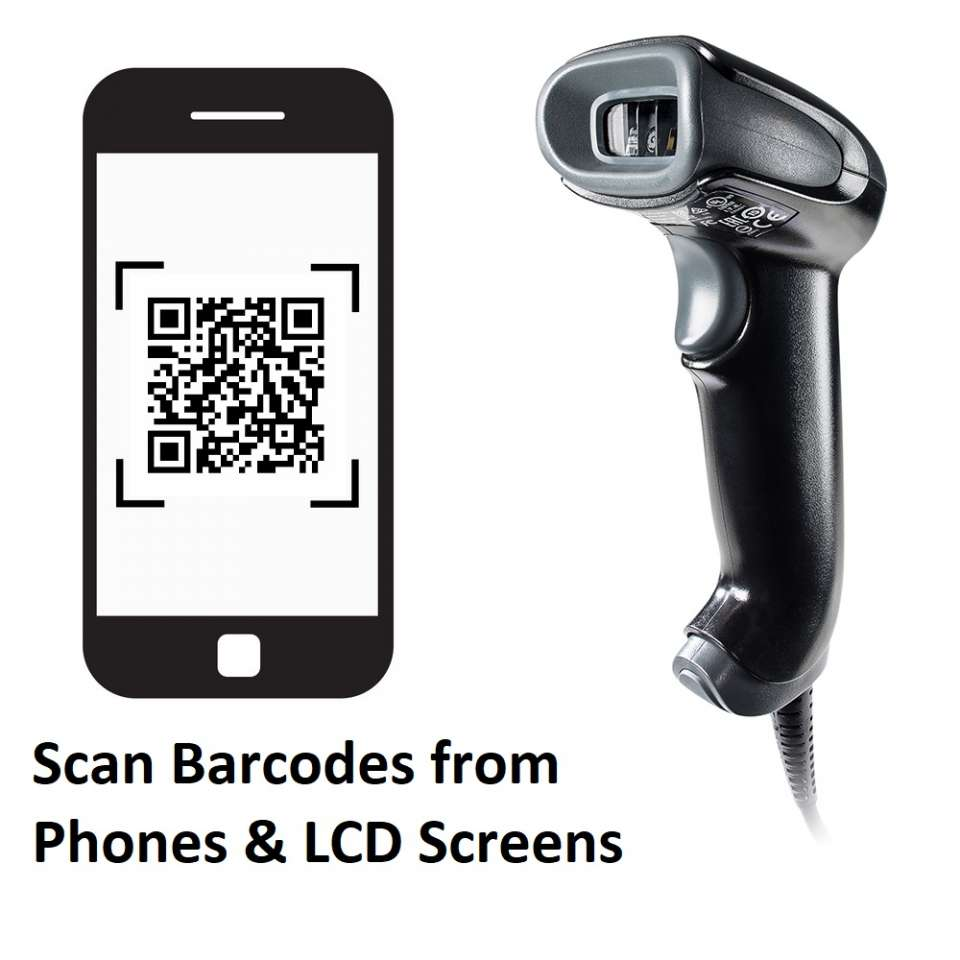 Barcode Scanners - Cash Register Warehouse