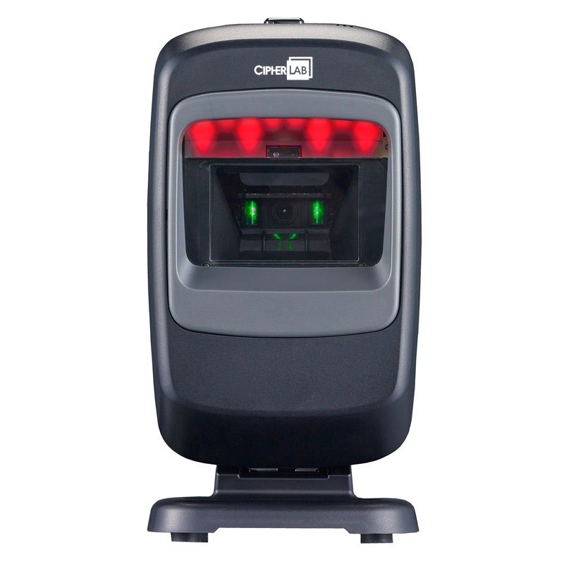 Cipher 2200 2D Barcode Scanner USB Interface