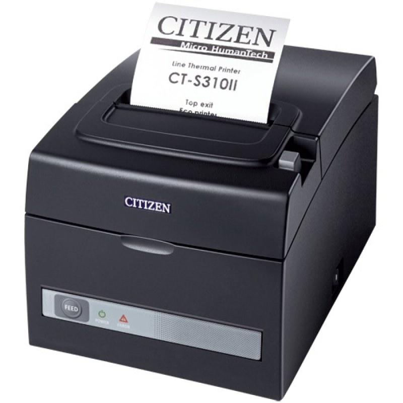 Citizen CTS310II Thermal Receipt Printer - USB/SERIAL