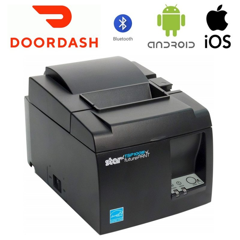 DoorDash Star TSP143III Bluetooth Printer