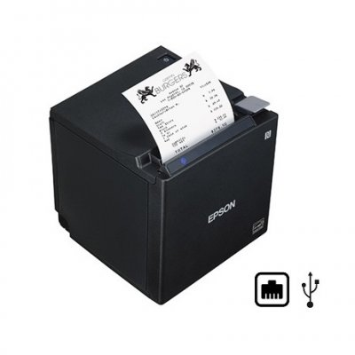 Epson TM-M30II Ethernet + USB Thermal Receipt Printer