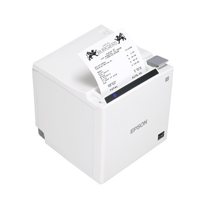 Epson TM-M30II White Bluetooth Thermal Receipt Printer