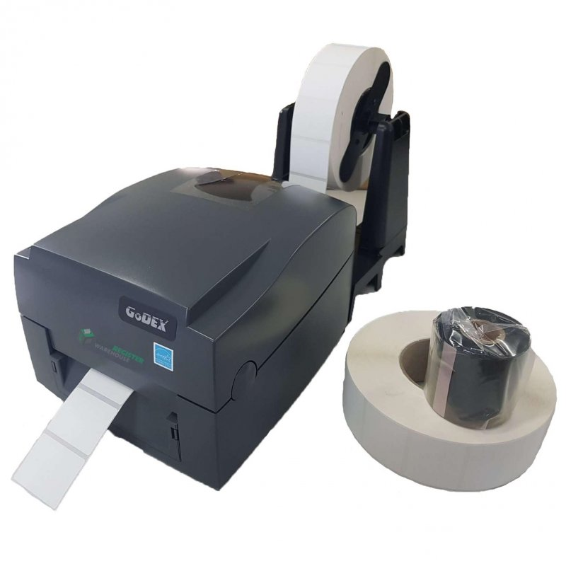 GoDEX G500 Nursery Label Printer Bundle