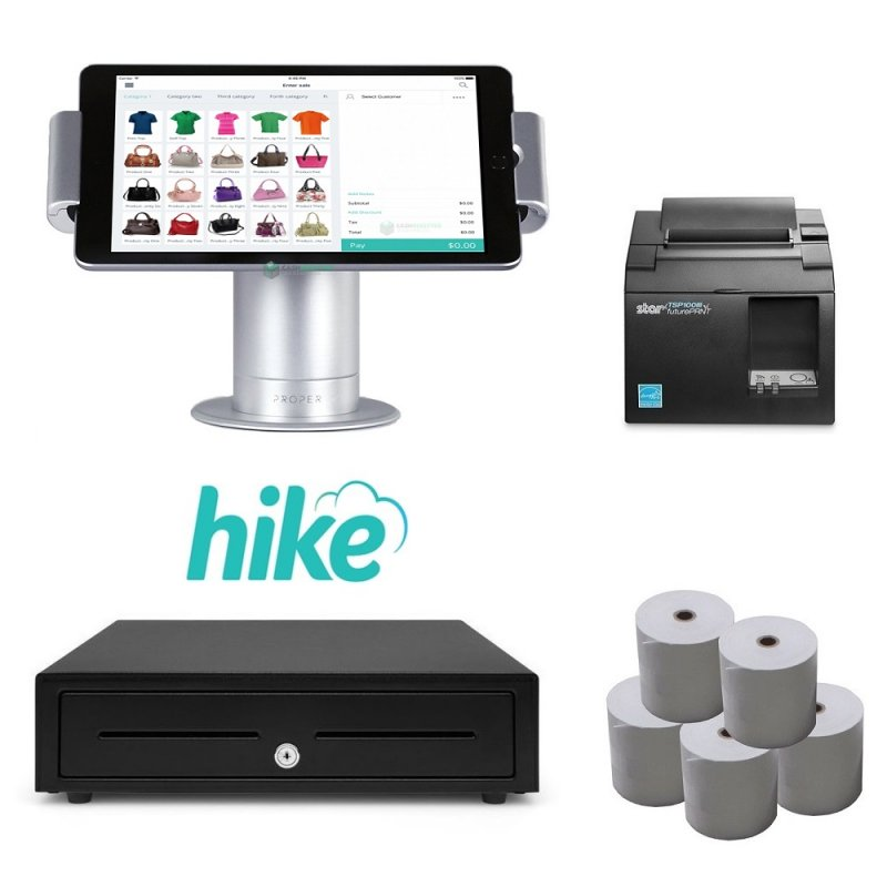 Hike POS Hardware Bundle #15