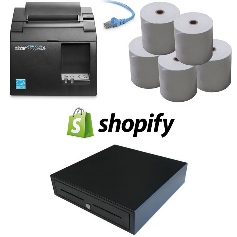 Shopify Pos Hardware Bundle #1
