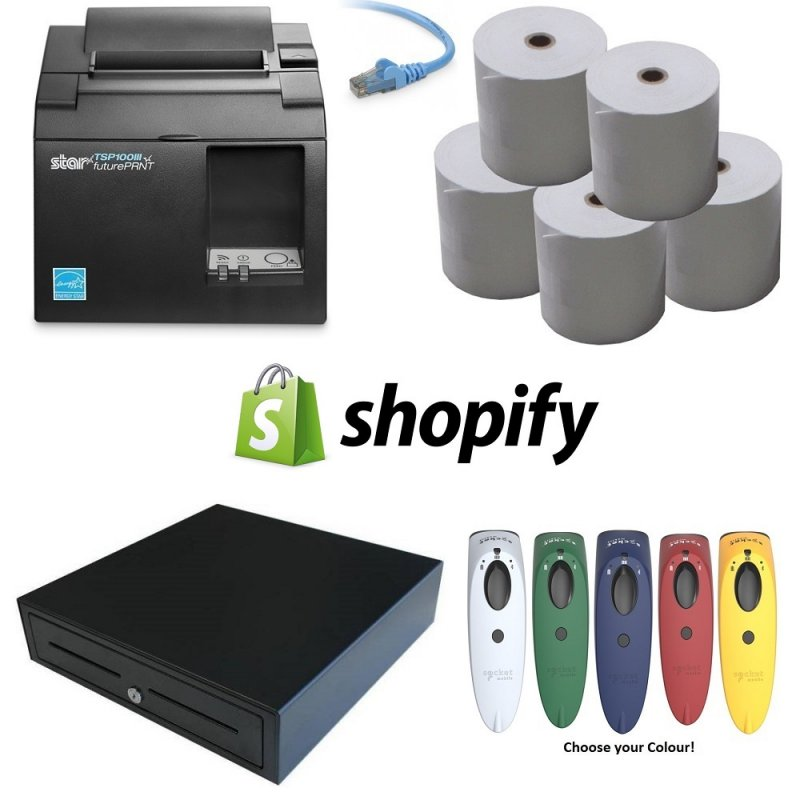 Shopify POS Hardware Bundle #3