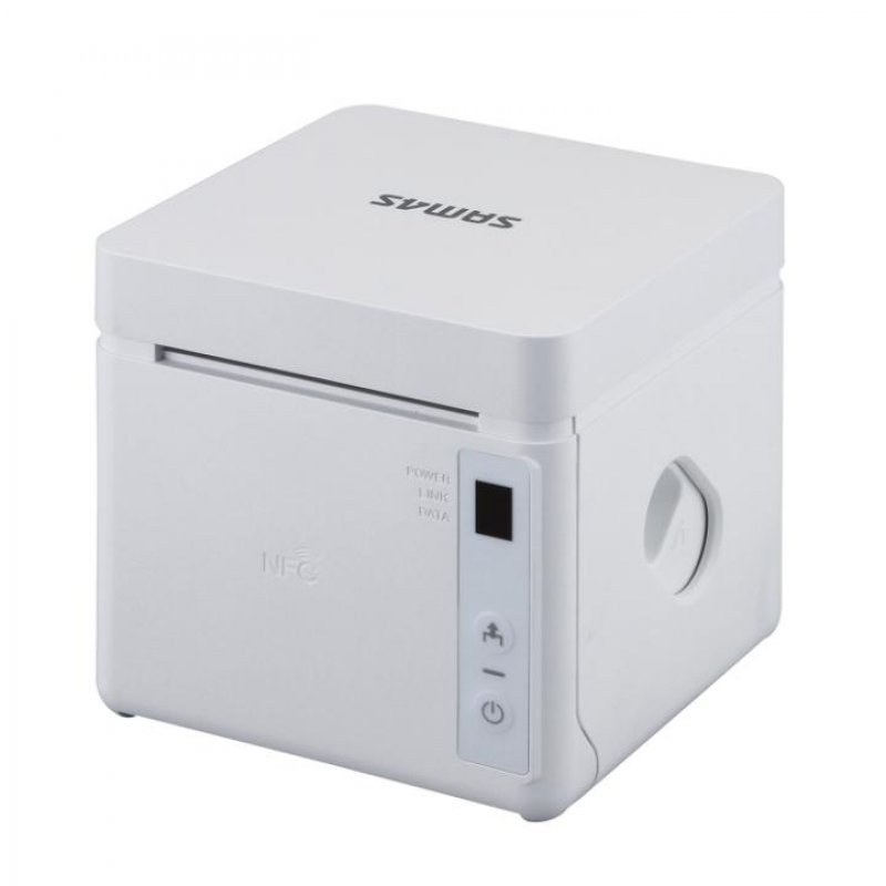 Sam4s GCUBE 100D Thermal Receipt Printer White