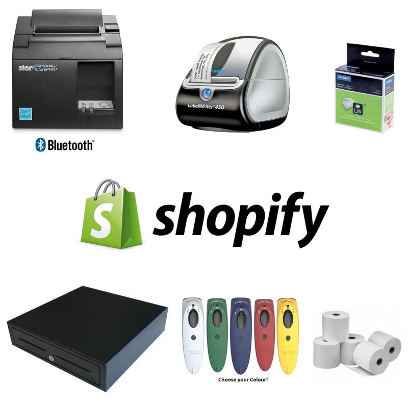 Shopify POS Hardware Bundle #14