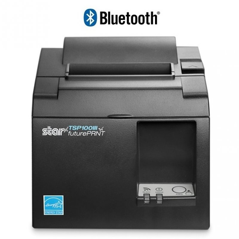 Star TSP143III Bluetooth Thermal Receipt Printer
