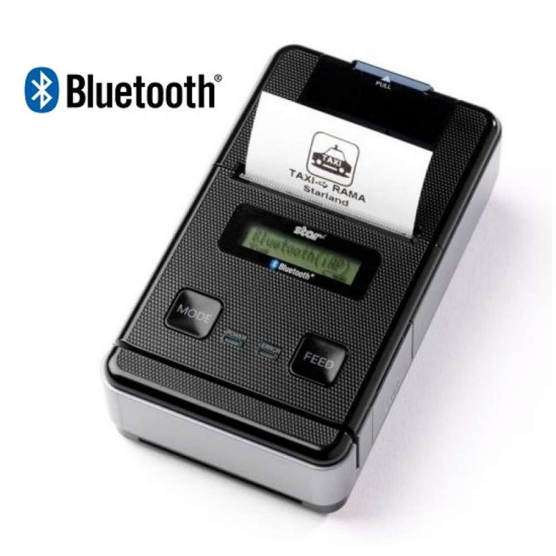 Star Sm-s220i Mobile Bluetooth Receipt Printer