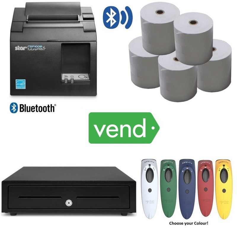 Vend POS Hardware Bundle #13