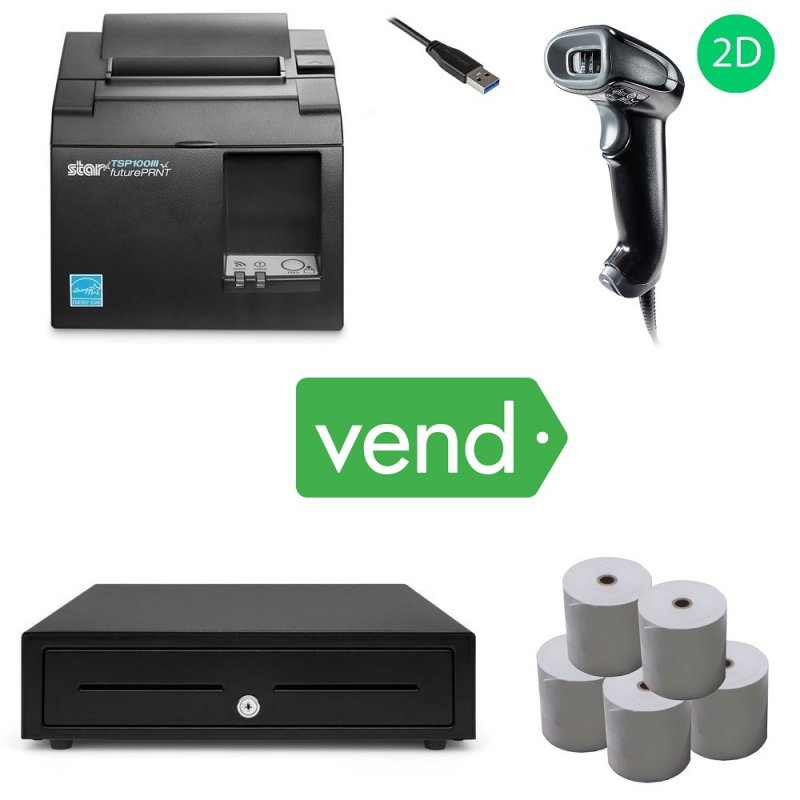 Vend POS Hardware Bundle #16